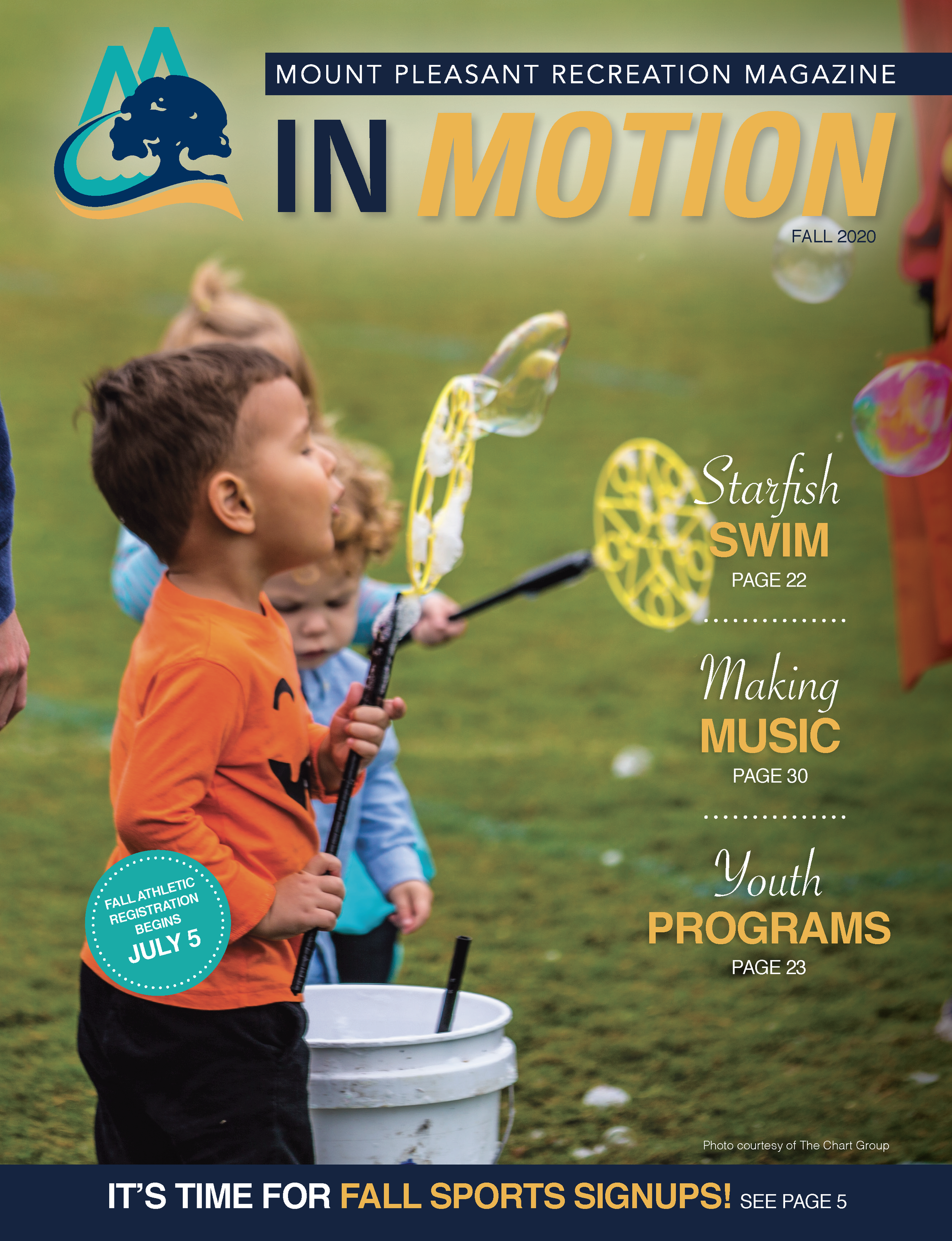 Fall 2020 InMotion Cover
