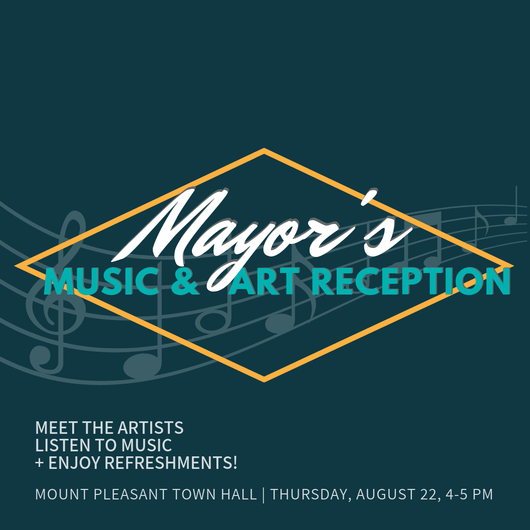 Mayor's Music and Art Reception