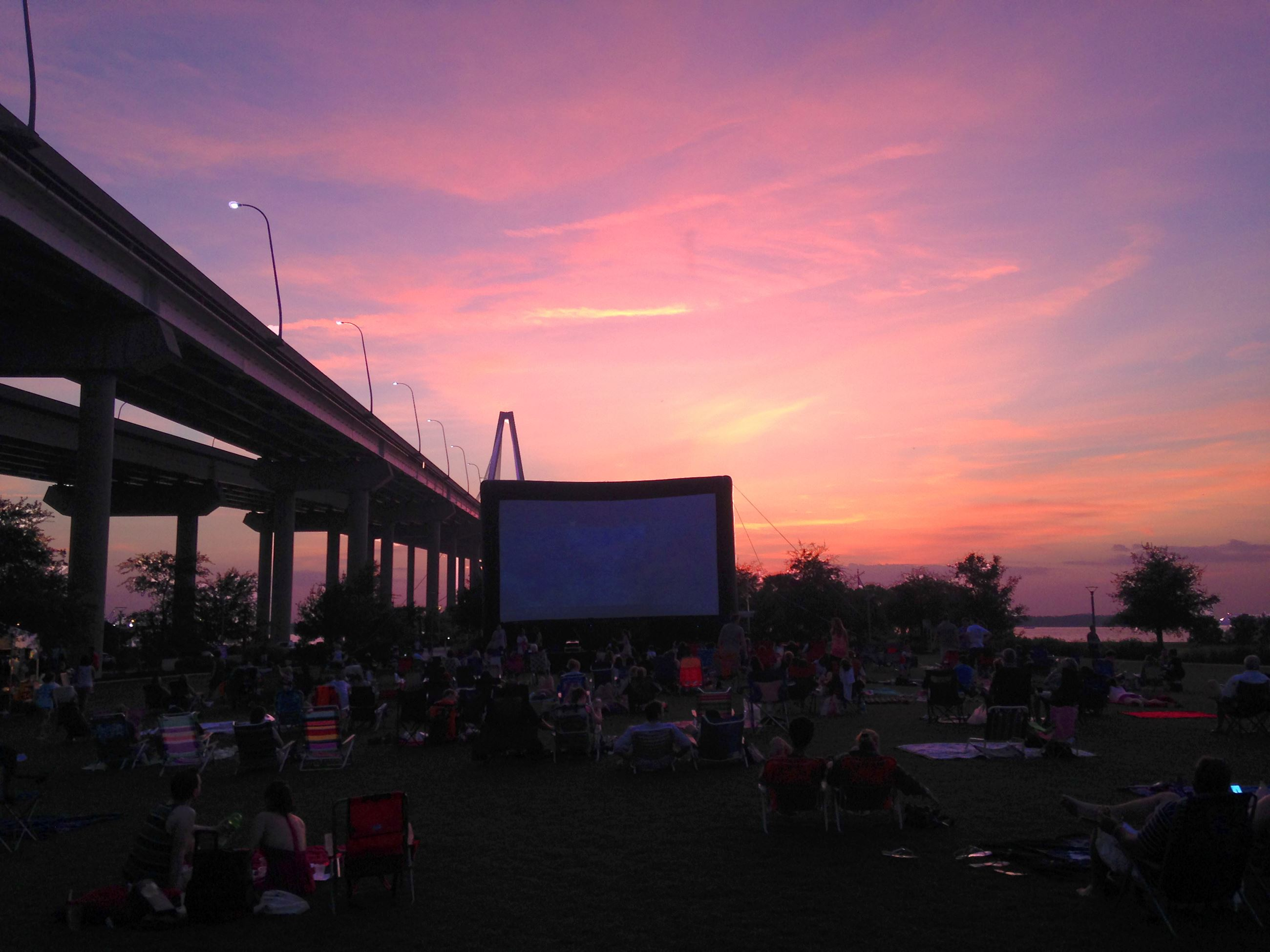 sunset movie