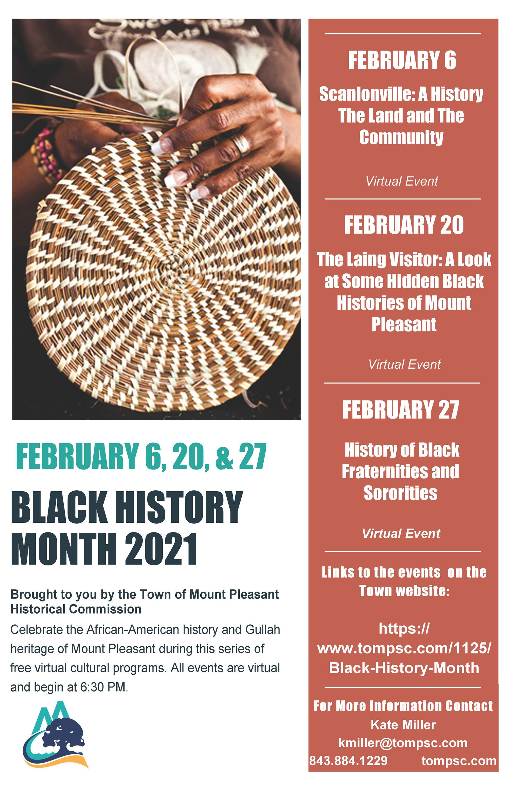 Black History Month 2021 Poster 11_w x 17_h