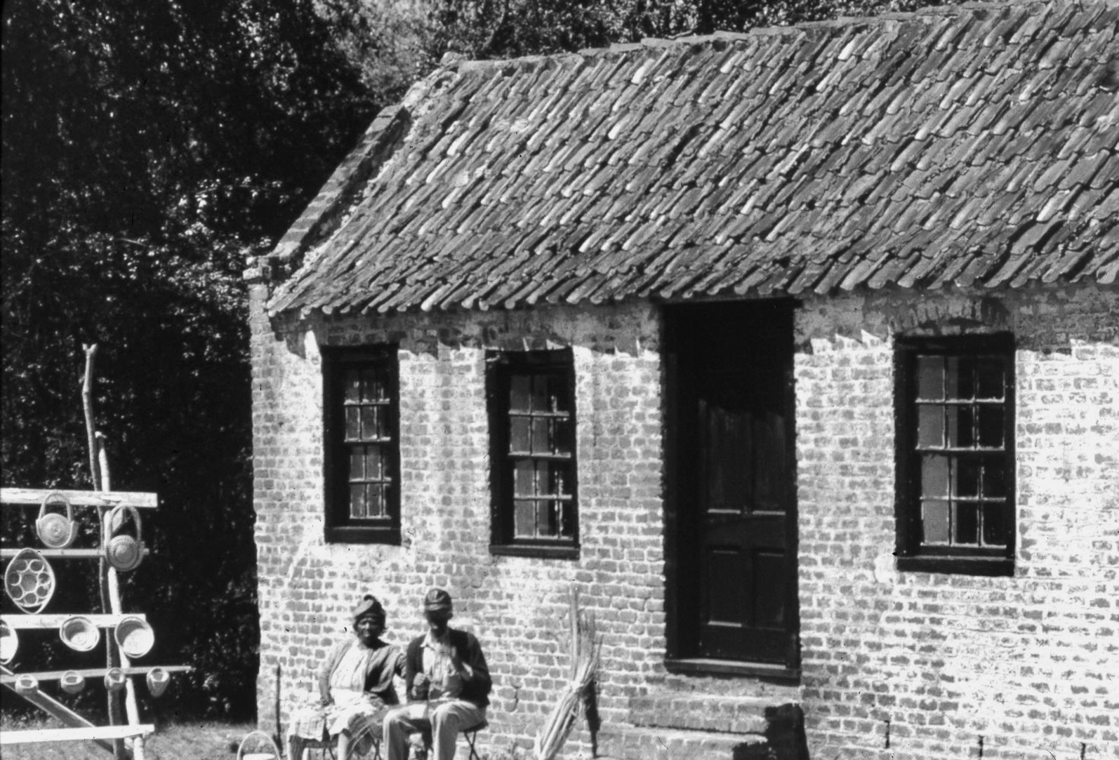Boone Hall Plantation Cabins as homes
