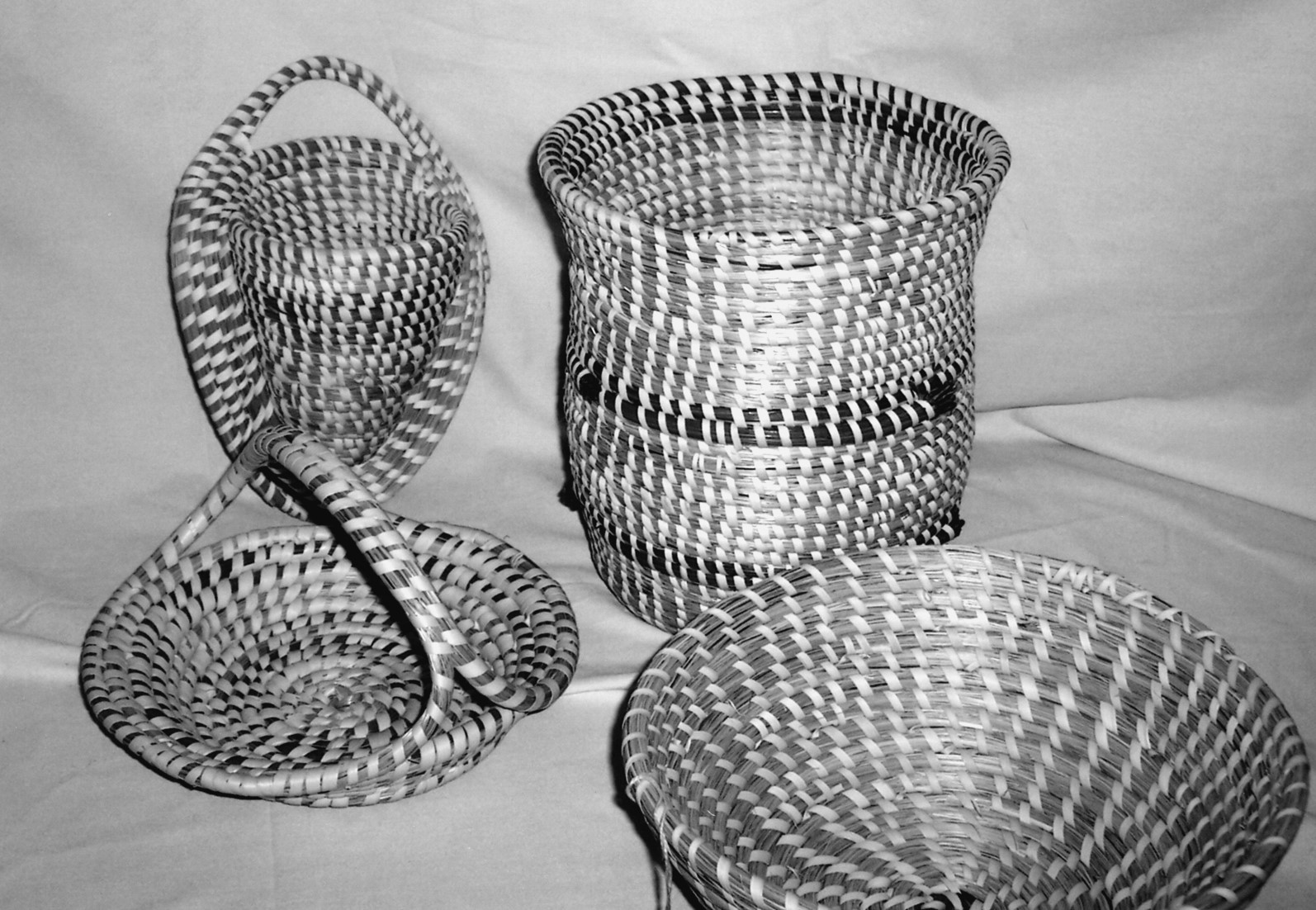 Family Heirloom Sweetgrass Baskets