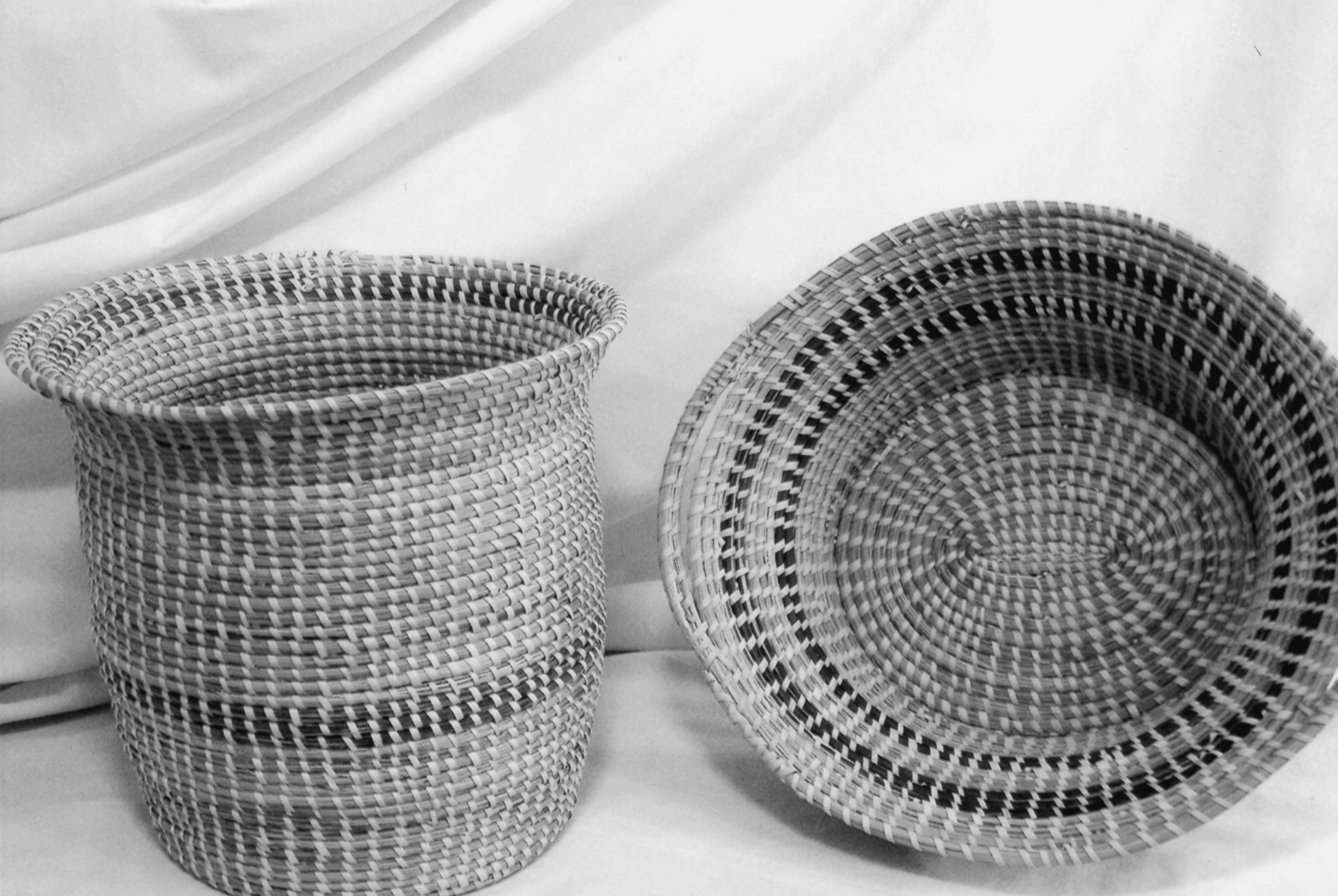 The Offering Sweetgrass Baskets