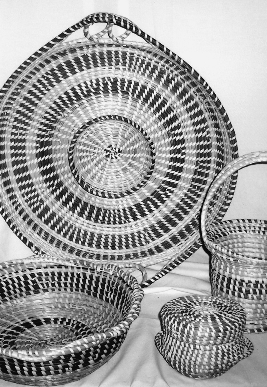 Hope Chest Sweetgrass Baskets
